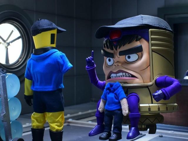 'Marvel's M.O.D.O.K.' Trailer: Patton Oswalt Dons Supervillain's Huge Head In Hulu's Animated Original
