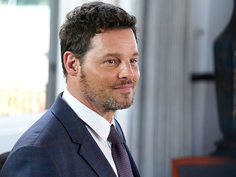 'Grey's Anatomy': Where's Alex? How Winter Premiere Addressed Justin Chambers' Exit