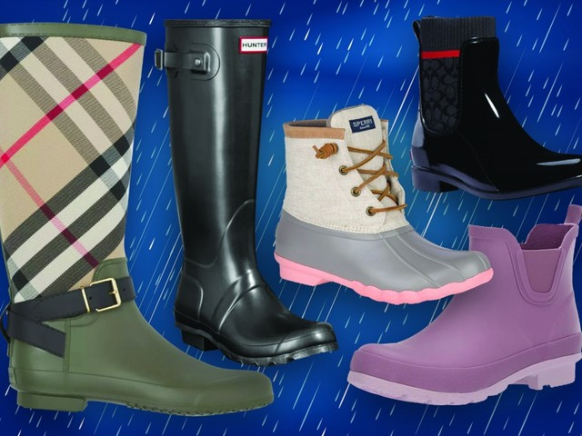 Our 15 women's rain boots of 2021 from Hunter, Sperry, more