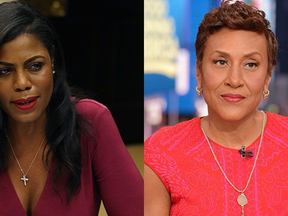 Omarosa v. Robin Roberts: 'It's A Black Woman Civil War'