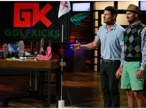 Golfkicks on 'Shark Tank': 5 Fast Facts You Need to Know