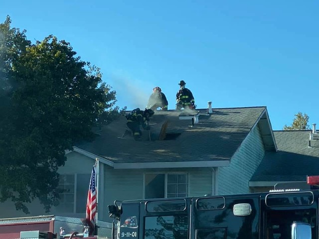 Malfunctioning Dryer Causes Fairfield Garage Fire, Firefighters Say