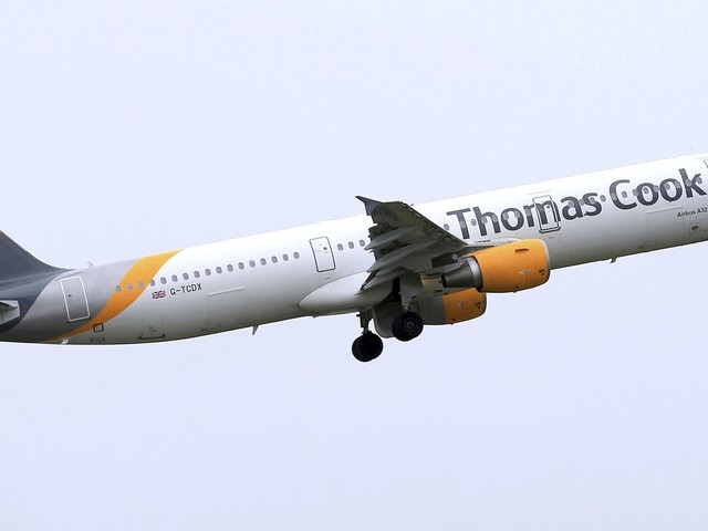 Tour operator Thomas Cook in race to avoid collapse