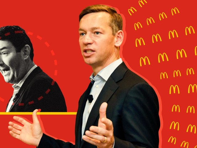 Inside McDonald's quest to address claims of racial discrimination and erase former top executives' 'party culture'