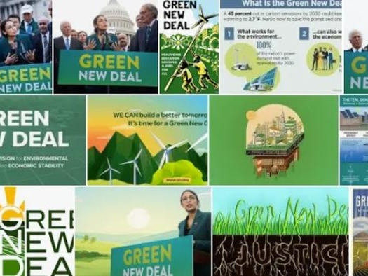 The Greens Hijack Biden's $3.5 Trillion Budget Proposal (That Could Be A Blessing)