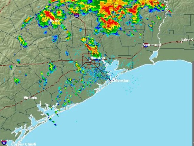 High winds, lightning advisory in the Houston area Sunday afternoon