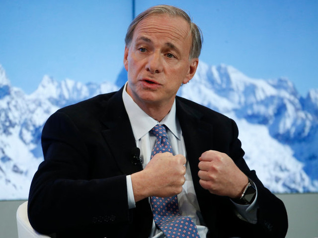 Our Davos diary; Bridgewater's Dalio is scared of the next economic meltdown; Stock-trading on the freeway is the future