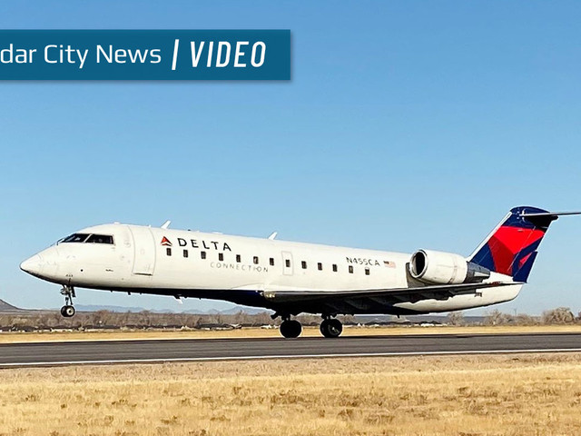 Cedar City Regional Airport runway project to shut down commercial flights for 4 months in 2020