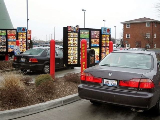 Fast Food Drive-Thrus Are Slowing Down, But It's Worth The Wait