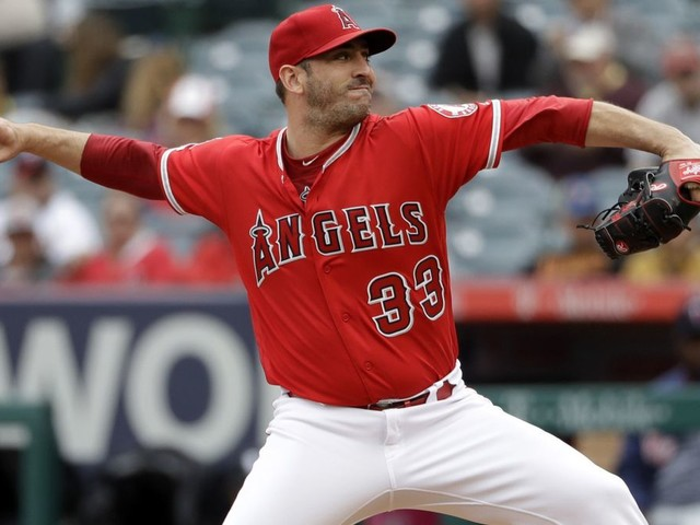 Angels' Matt Harvey to resume throwing Monday but has no timetable for return