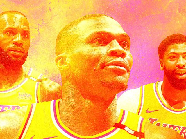 The Lakers Solve Their Biggest Problem With an Even Bigger Problem