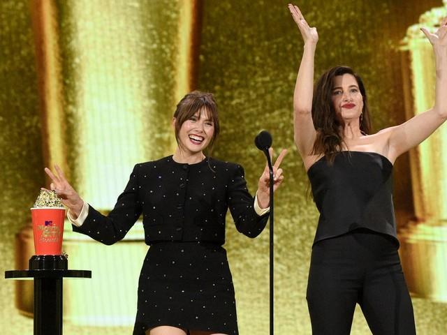 Elizabeth Olsen, 'WandaVision' takes home four MTV Awards; Chadwick Boseman wins best performance