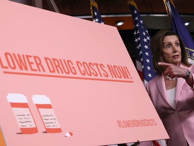 Democrats see a pathway for lowering prescription drug prices in a multi-trillion-dollar infrastructure package