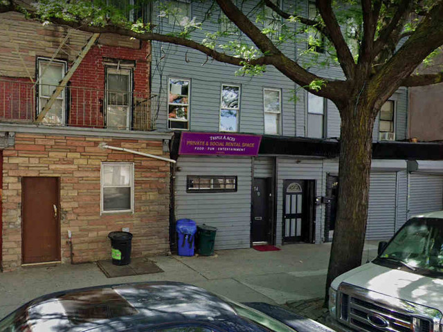 Massacre at Crown Heights gambling den