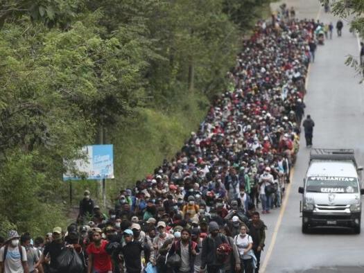 Gov. DeSantis Demands Biden Administration Cease Resettlement Of Illegals In Florida
