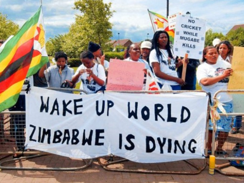 Economic Collapse Imminent: Zimbabwe At 'Tipping Point' With 'Wheels Coming Off'