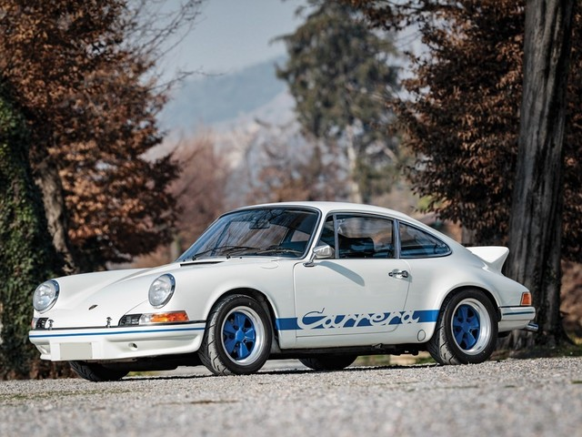 1973 Porsche 911--Carrera--RS