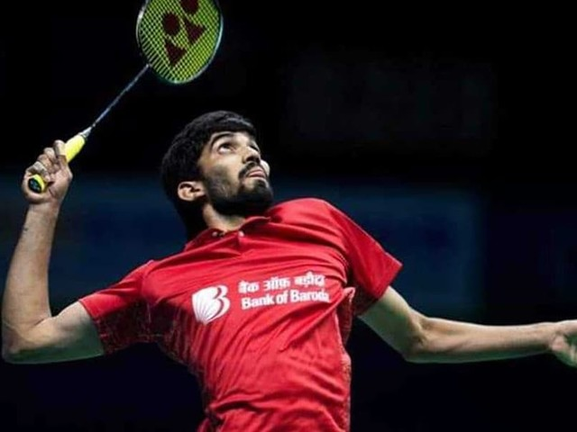 Indonesia Masters: Kidambi Srikanth Knocked Out In First Round