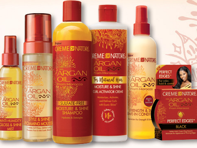 Creme of Nature Prize Pack Sweepstakes