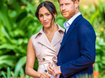 Meghan Markle & Prince Harry Respond To 'Sussex Royal' Ban With Some Lukewarm Shade