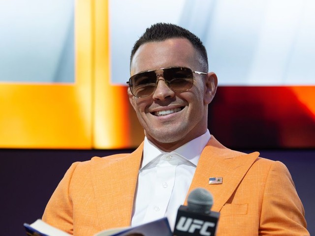 Covington: Looks like my next opponent is going to be 'Journeyman Jorge'