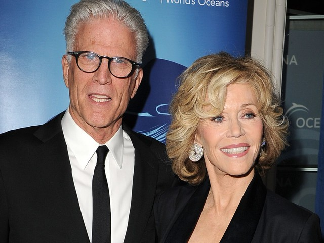 Jane Fonda, Ted Danson arrested in DC for protesting climate change