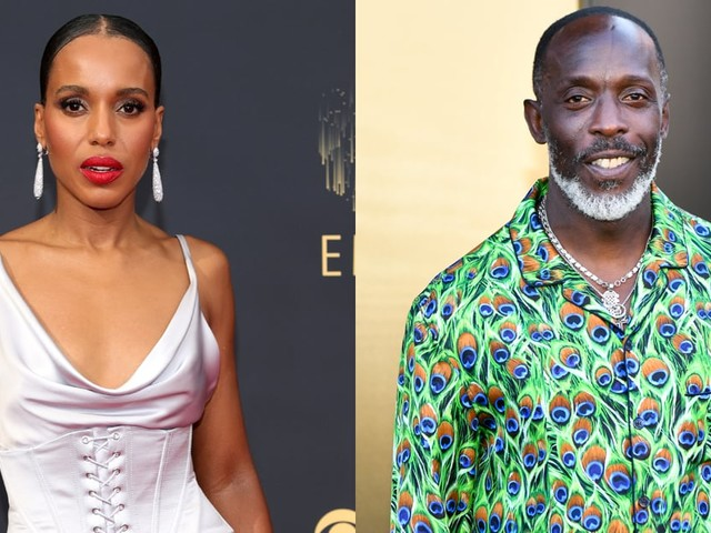 """Kerry Washington Honors Michael K. Williams at the Emmys: """"Your Excellence, Your Artistry Will Endure"""""""