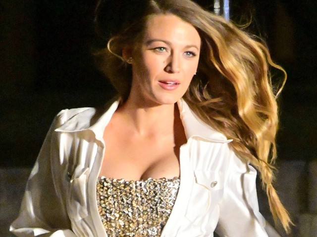 Blake Lively Makes a 'Gossip Girl' Reference on Instagram!