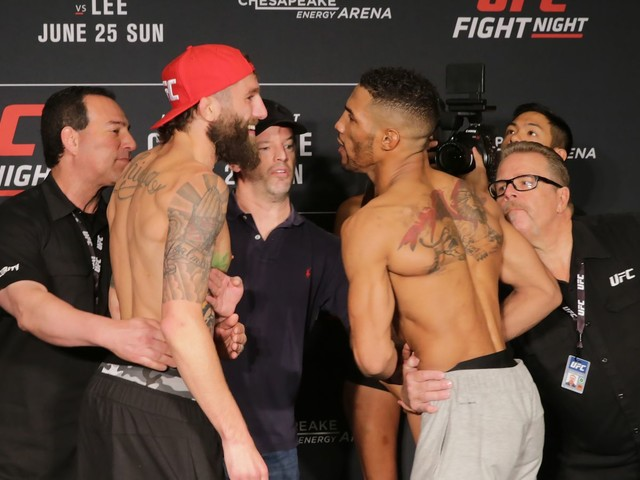 UFC Fight Night: Chiesa vs. Lee live results, play-by-play, analysis, highlights, more