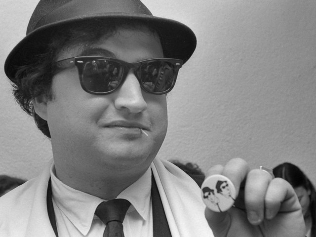 New Showtime film looks at John Belushi, a groundbreaking comic adept at slapstick and songwriting