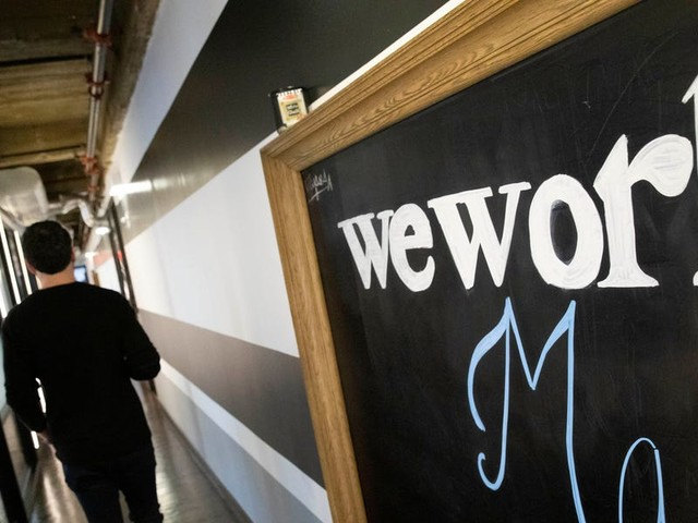 WeWork is reportedly drawing scrutiny from the SEC after its failed attempt to go public