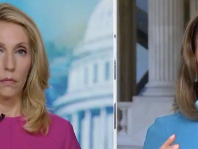 "Nancy Pelosi Admits On CNN: ""China Would Prefer Joe Biden"""