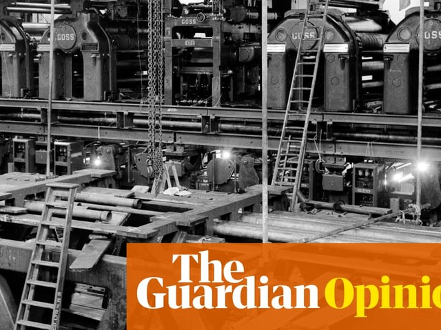 My dad's print works wasn't just a business – it was an ink-spattered dream factory | Emma Jane Unsworth