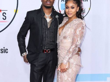 AMAs Tidbits: Quavo & Saweetie Pretty Much Confirm Their Dating Status + XXXTentacion's Mother Accepts Award On His Behalf