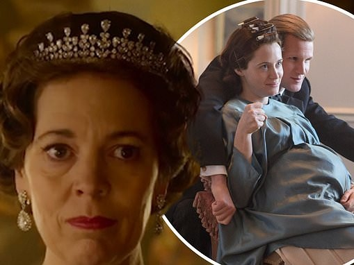 The Crown season three has been watched by more than 23 MILLION Netflix viewers