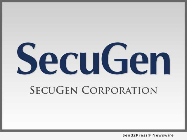 SecuGen to Showcase the Versatile Unity 20 Bluetooth Fingerprint Reader at CES 2019