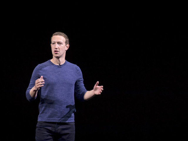 Mark Zuckerberg's big new vision for Facebook could throw oil on its burning safety issues — and he knows it