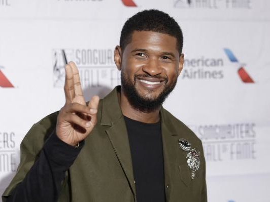 Famous birthdays for Oct. 14: Usher, Natalie Maines
