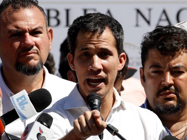 Meet Juan Guaidó, the self-proclaimed interim president of Venezuela who's challenging Nicolas Maduro for power