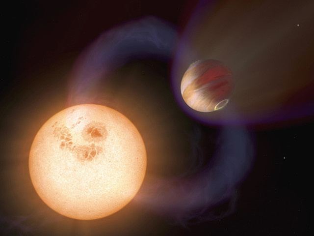 Rare Exoplanet Clouds Appear on NASA Hubble Space Telescope's Data! But, They Don't Contain Water