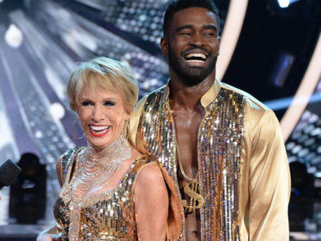 And Dancing With the Stars Season 25's First Eliminated Celebrity Is...