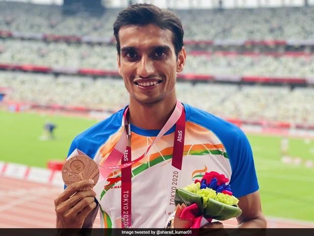 Para-Athlete Sharad Recommended For Khel Ratna; Avani For Arjuna Award