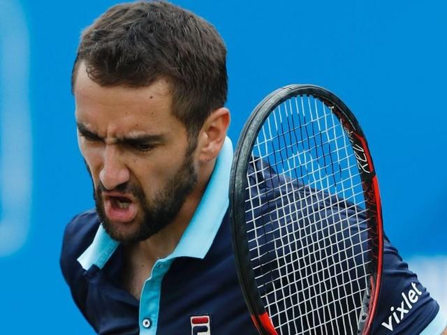 Marin Cilic, Feliciano Lopez advance to Queen's final
