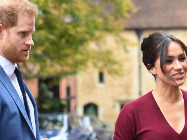 The Royal Family Is Reportedly Getting 'Frustrated' With Meghan Markle and Prince Harry