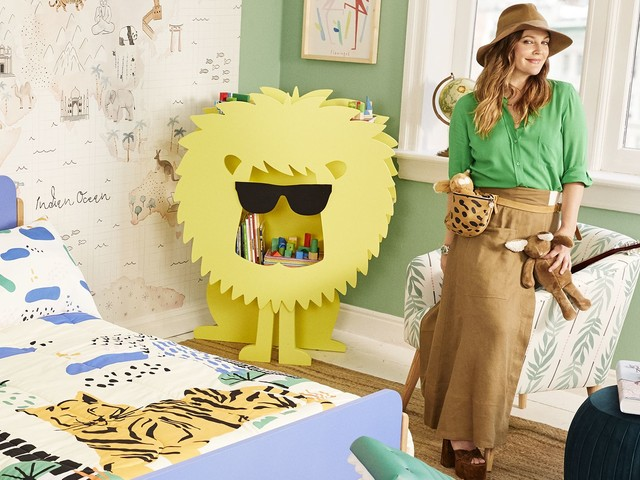 Drew Barrymore Tells Us All About Her New Big-Kid Home Line