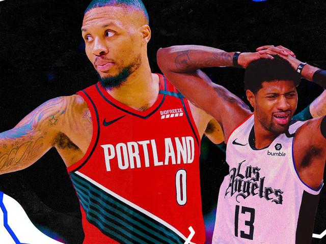 The NBA's 9 spiciest games of the regular season