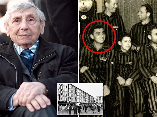 Holocaust survivor reveals how the French held thousands of doomed Jews in Paris prison camp