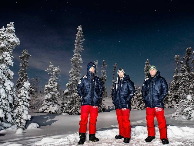 The Woolmark Company and Adidas design outfits for Arctic research expedition