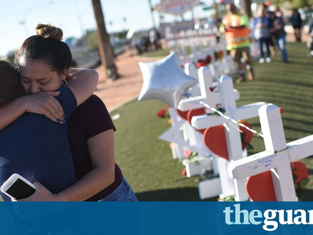 US TV coverage of Las Vegas attack ignored gun violence solutions, report finds