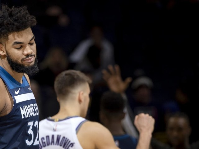 Timberwolves' massive collapse against Kings runs losing streak to 10